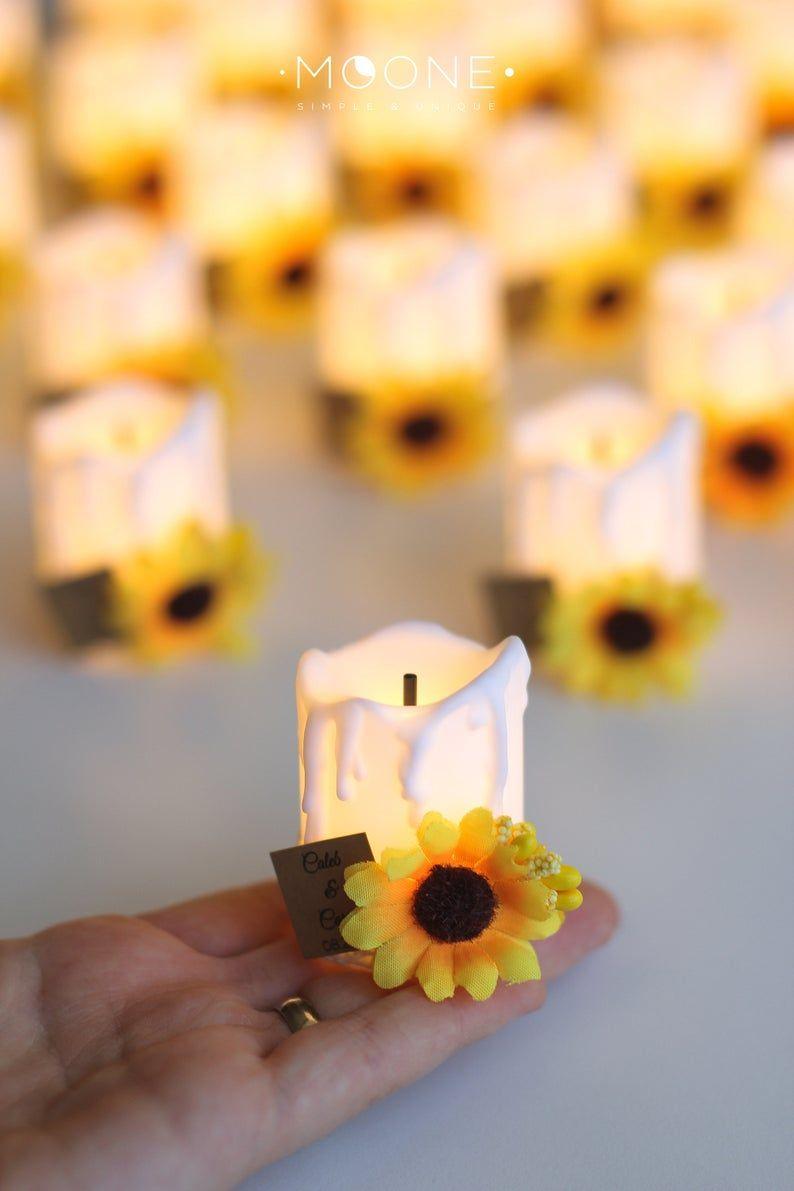 Baptism Favors Mini Tin Pails Favors Rustic Favors 10pcs Candle Favors White Favors Bridal Shower Favors Wedding Favors For Guests