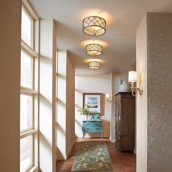 The Fifth Avenue Semi Flush And Sconce Fixtures By Capital