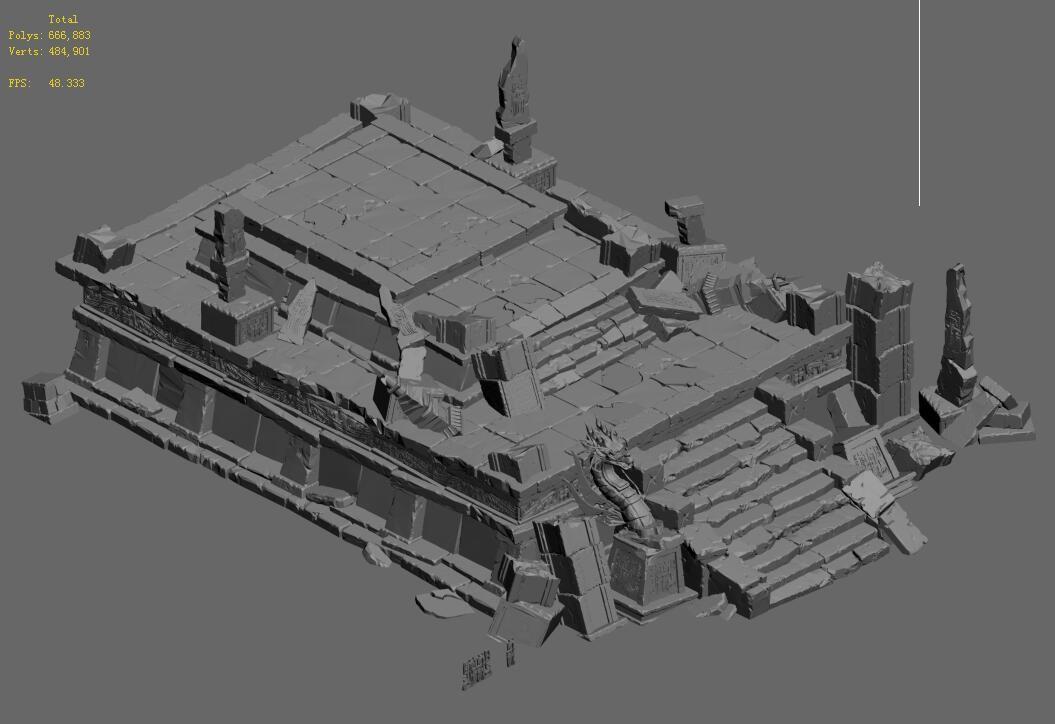 desert altar void brochure template layout pinterest