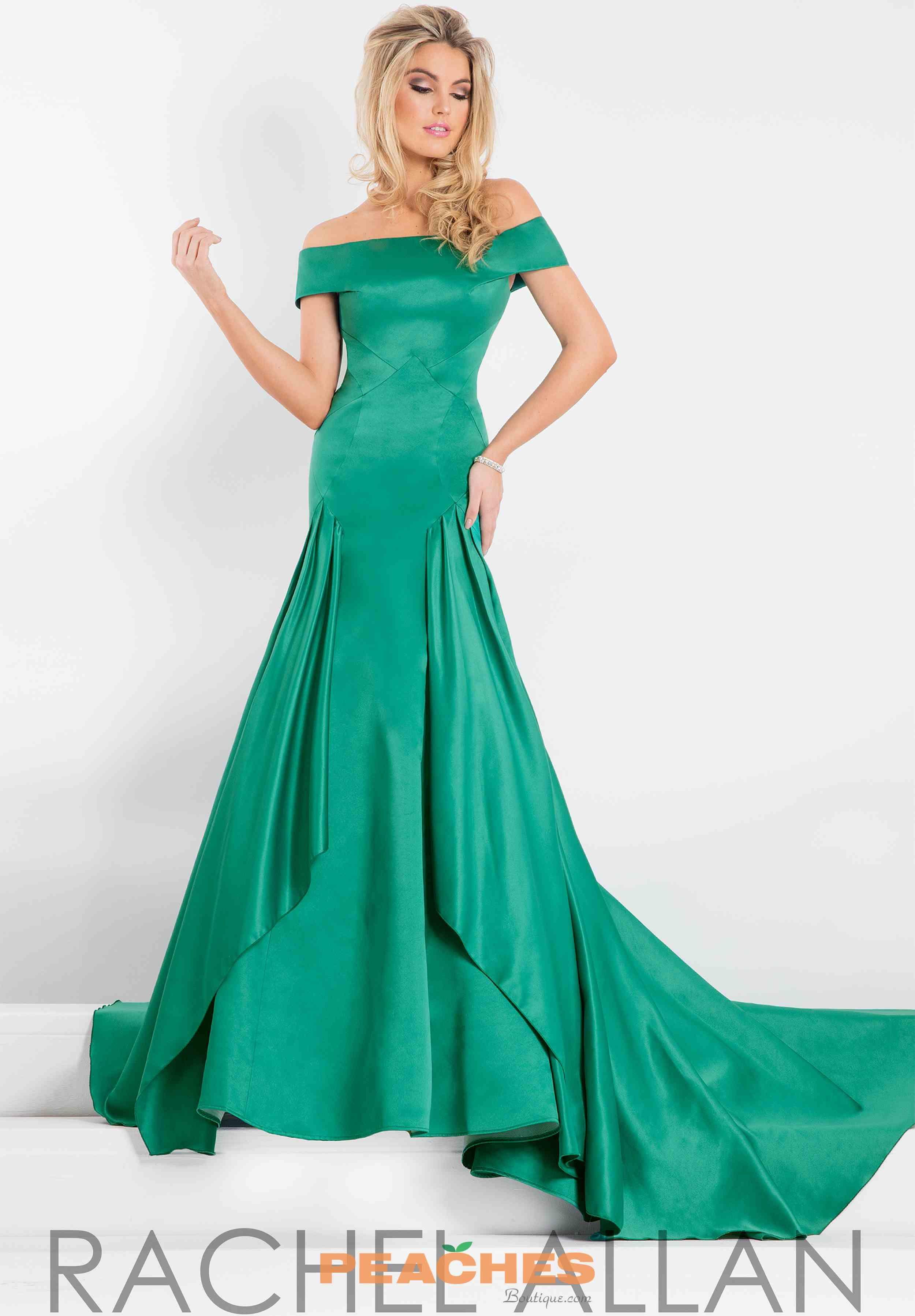 Satin strapless prima donna pageant dress rachel allan prima