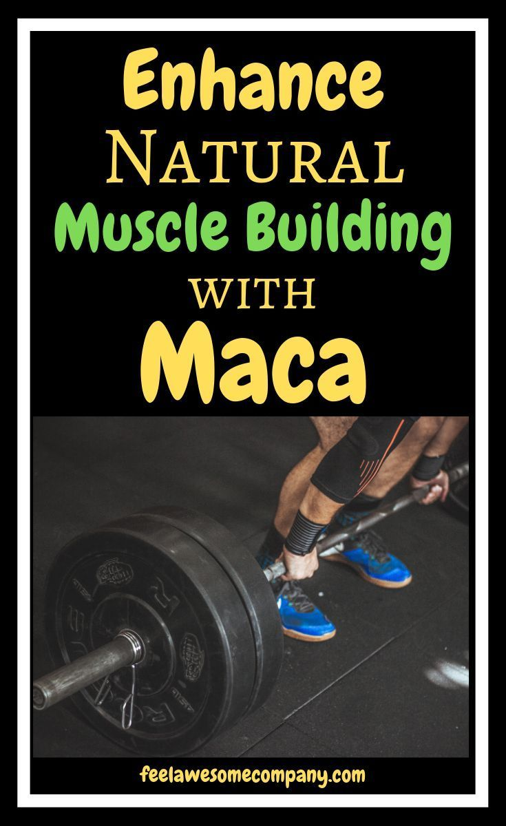 Which Maca is Best for Muscle Growth? Well known for its ability to help improve strength and endurance, it is said that Incan warriors would consume maca before long trips and even\u2026 #athletenutrition