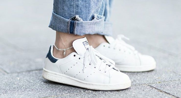 adidas stan smith sneakers dames