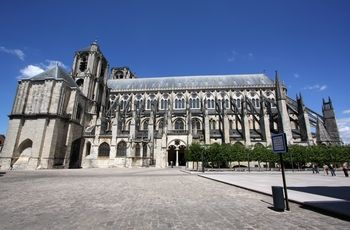 Bourges Cathedral - Bourges, France
