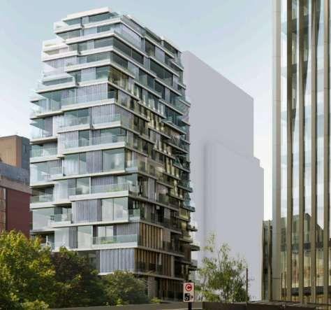 Minories Redevelopment by ACME Architects London City
