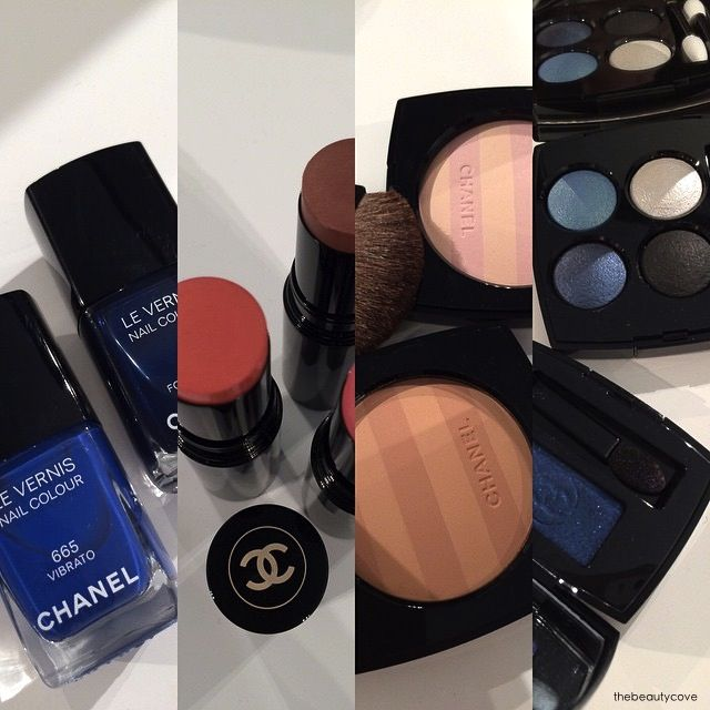At Chanel press day in Milano discovering the new makeup collections for AW 2015. Stay tuned for more on thebeautycove