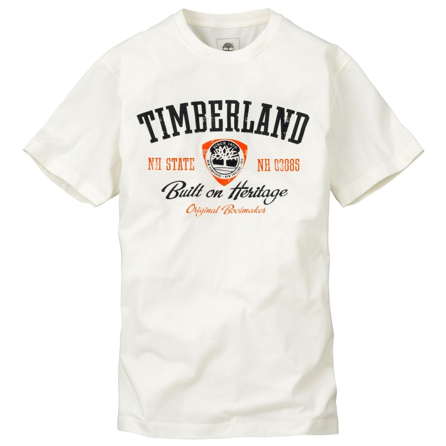009d09fc Timberland Men's Earthkeepers Built on Heritage T Shirt Style 2753J | eBay