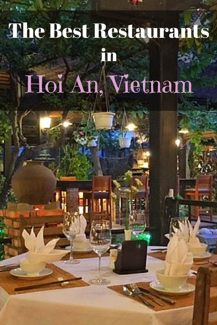 Hoi An Is Renowned For Its Street Food Specialties And The Town Full Of Great Restaurants Here A Round Up Best In