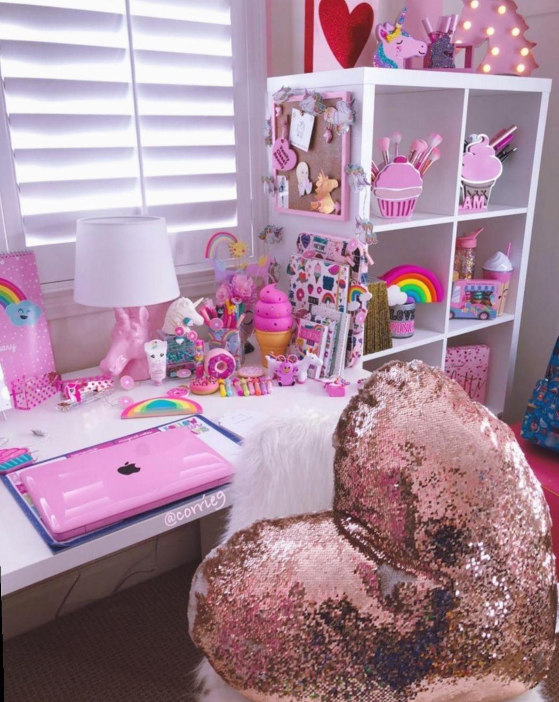 Cute Pink Things Dreams Amizades Mundorosa Ilhadogovernador Girl Room Bedroom Designs Decor