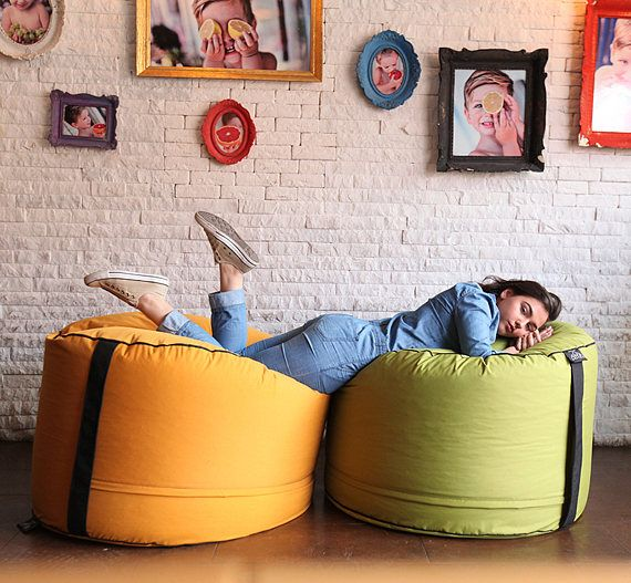 Superb Pin On Soft Furniture Beanbags Poufs Ottomans Caraccident5 Cool Chair Designs And Ideas Caraccident5Info