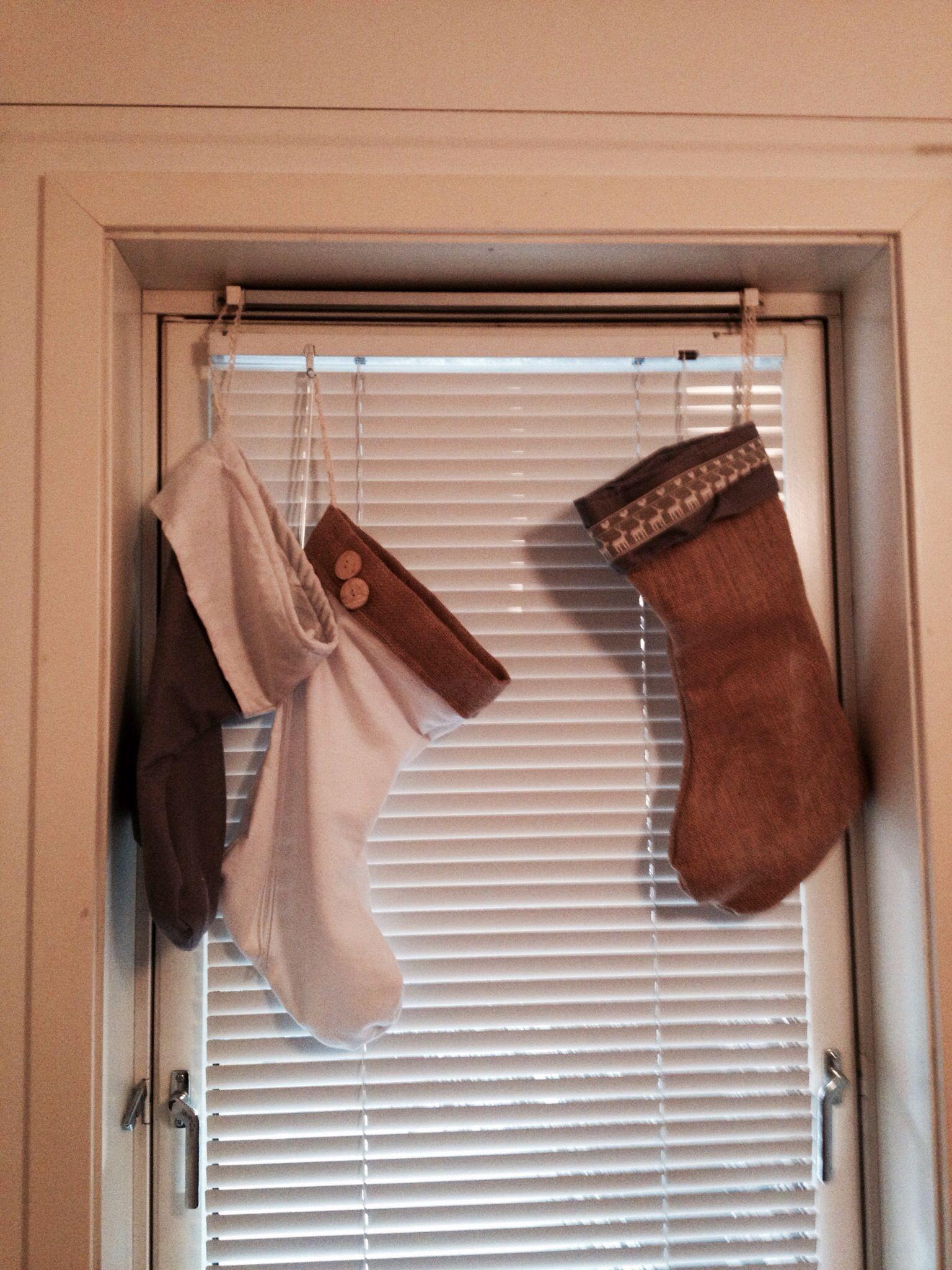 Christmas stockings. *agagabri