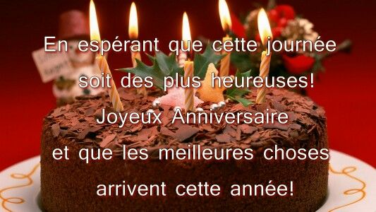 Epingle Par Tardivel Sur Citations Happy Birthday Birthday