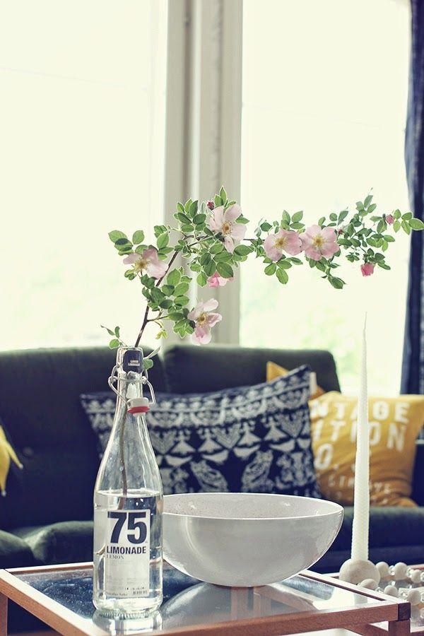 Koti kolmelle - Sisustusblogi
