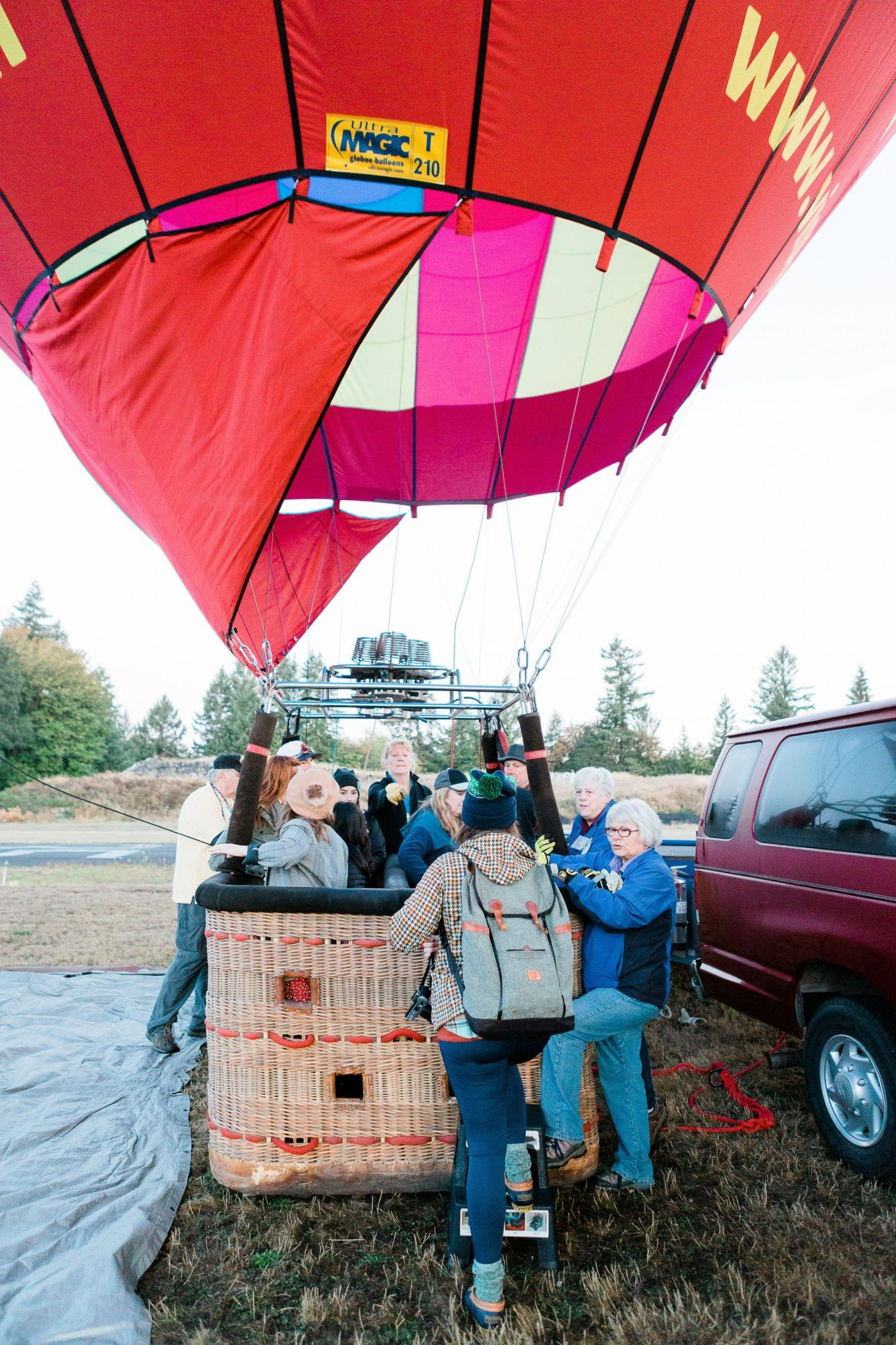 7 unexpected surprises from my first hot air balloon ride | travel