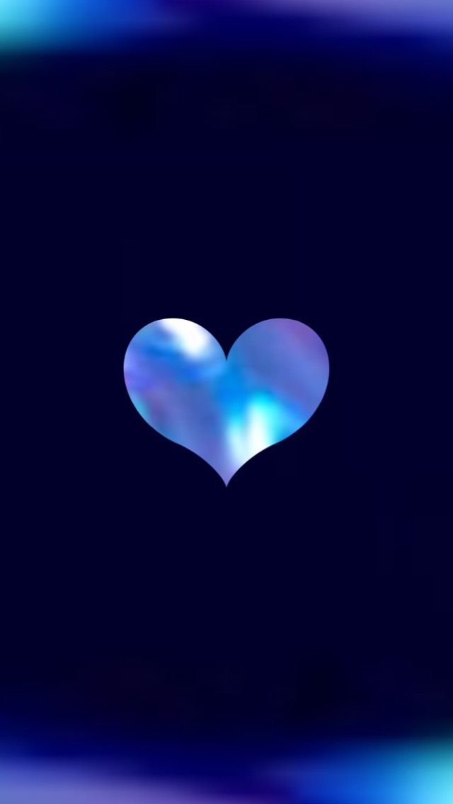 Wallpaper By Artist Unknown Heart Iphone Wallpaper Heart Wallpaper Wallpaper Blue wallpaper of love