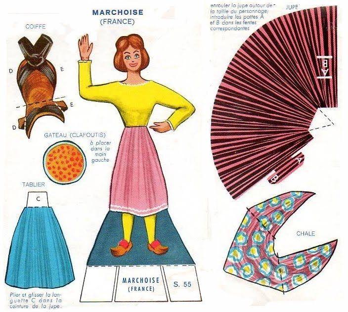 Il favoloso mondo di carta di Totò: Marchoise