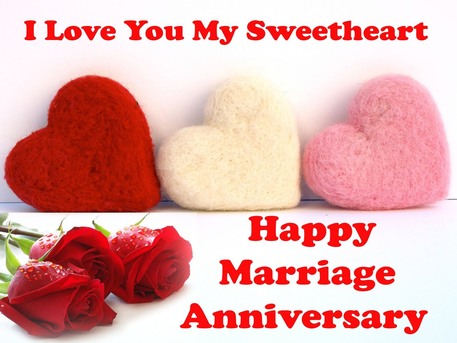Happy Anniversary Wishes To Sweetheart Husband Marriage