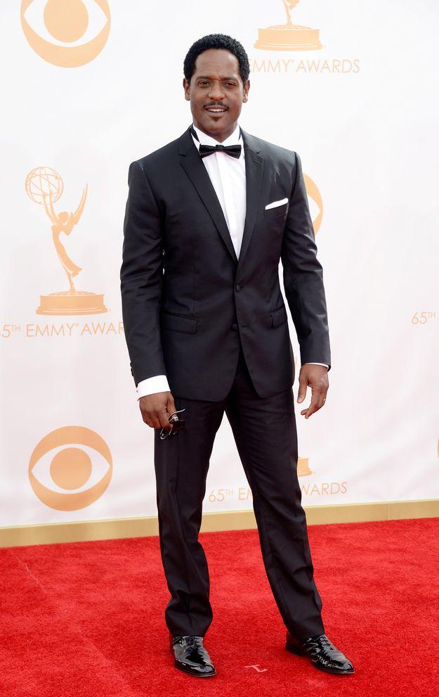 Blair Underwood in 2019 | Emmy Awards Red Carpet 2013