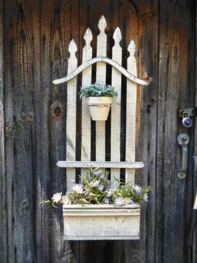 Incredible Wood Backyard Pavilion Design Ideas Outdoor 1: 25 Incredible DIY Garden Fence Wall Art Ideas