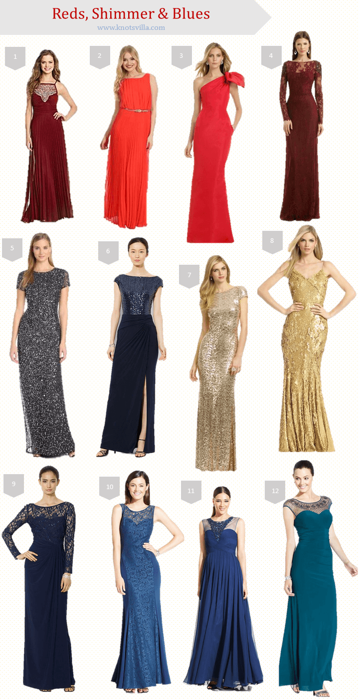 What To Wear To A Formal Wedding Long Dresses Under 200 Formal