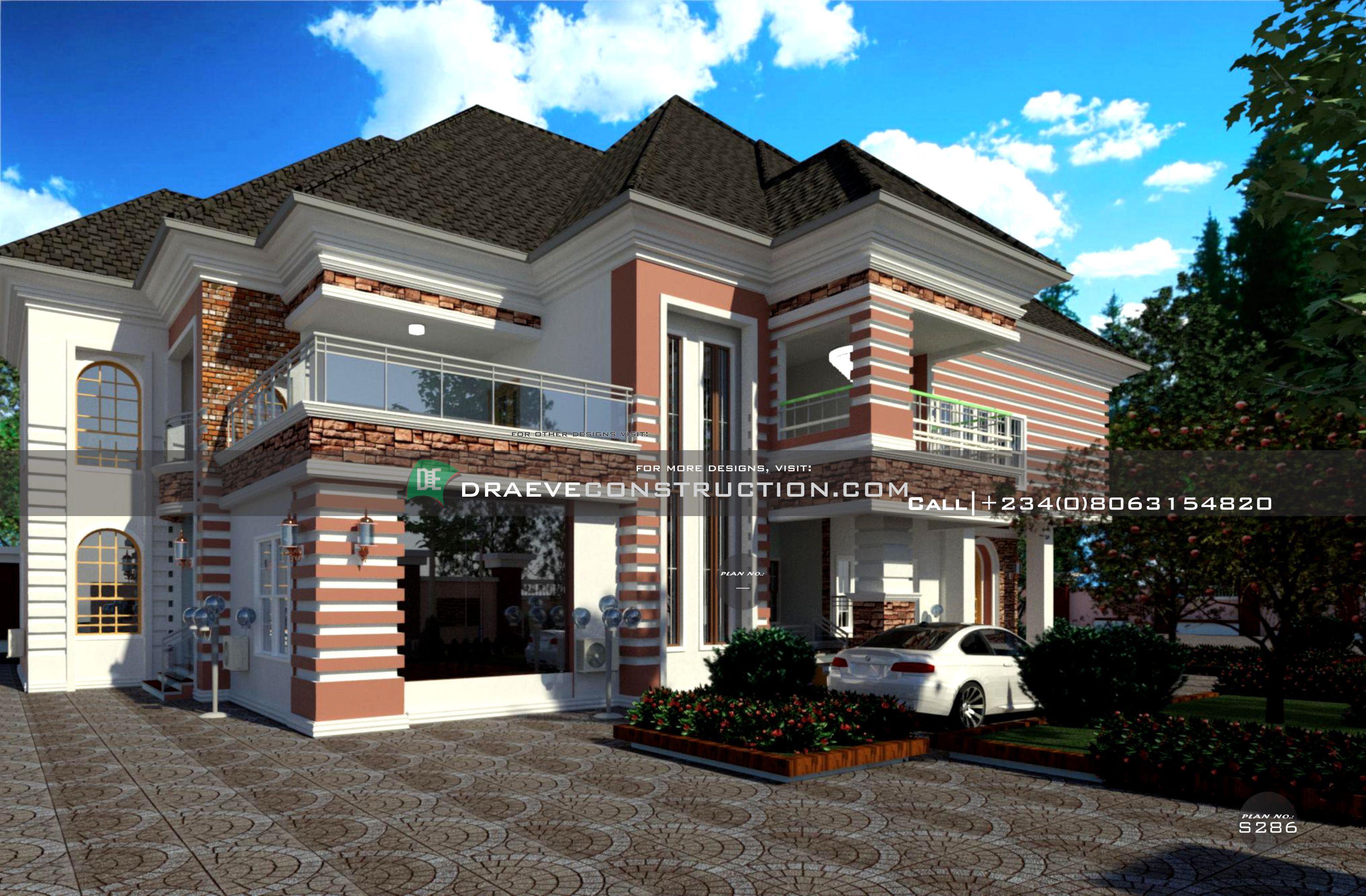 6 Bedroom Luxury Duplex With Sunbath Sitout In 2020 Building House Plans Designs Home Design Plans Building Design