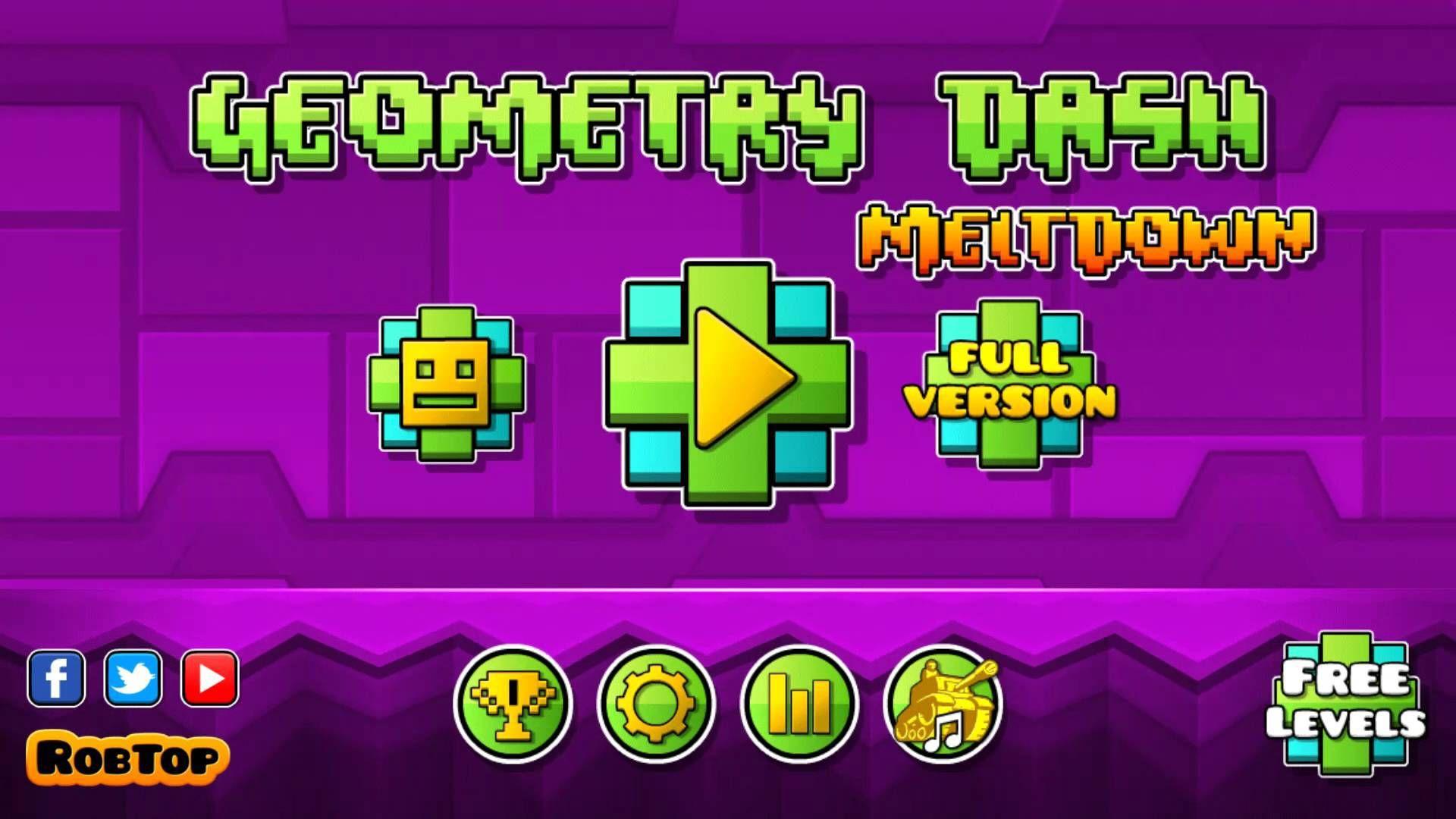 Geometry dash meltdown for pc free download.