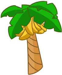 Resultado De Imagem Para Banana Tree Cartoon Tree Drawing Banana Tree Banana