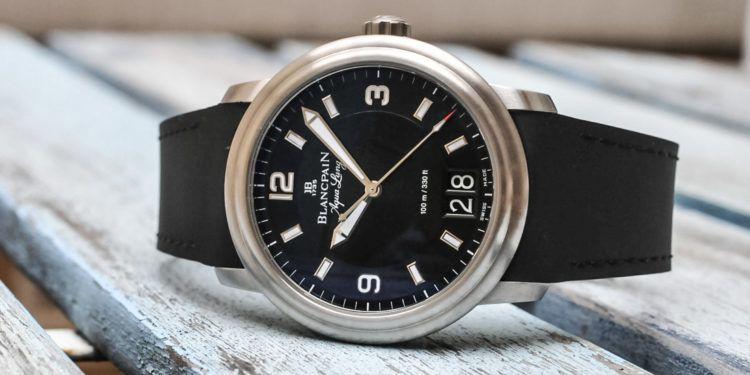 наручные часы Blancpain Aqua Lung