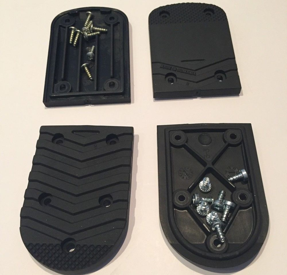 SALOMON X MAX T2 ski boot replacement soles (heel and toe kits)