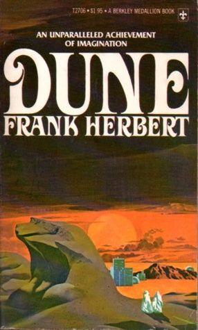 Dune by Frank Herbert - 1966