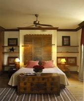 Photo of wooden shutter idea to replace the curtain at the mountain #Art #Bedroom #Design…