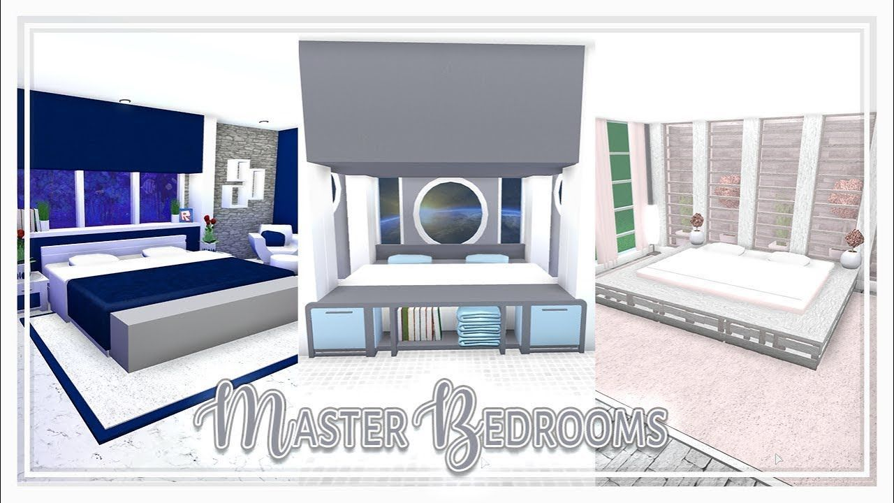 Master Bedroom Ideas Bloxburg Master Bedroom Ideas Bloxburg Check More At Homemobelideen Us H Aesthetic Bedroom Luxury House Plans Modern Master Bedroom