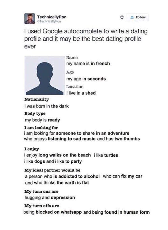 online dating och depression
