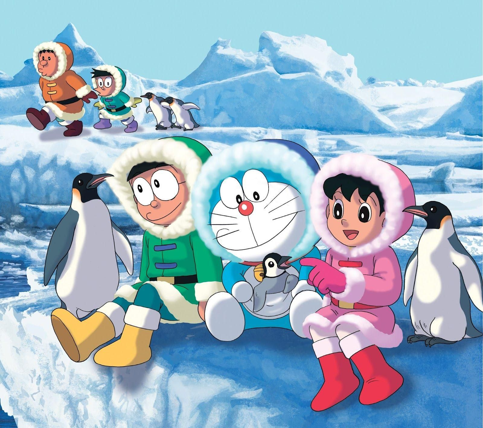 Doraemon Wallpaper Terbaru 3d Di 2020