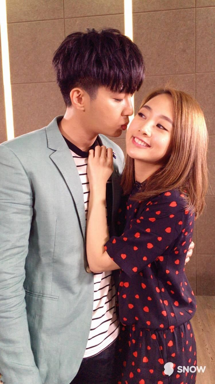 Gui gui and aaron yan are dating