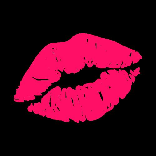 kiss, emoji, and beaumoji image | Lip tattoos, Emoji, Lip logo