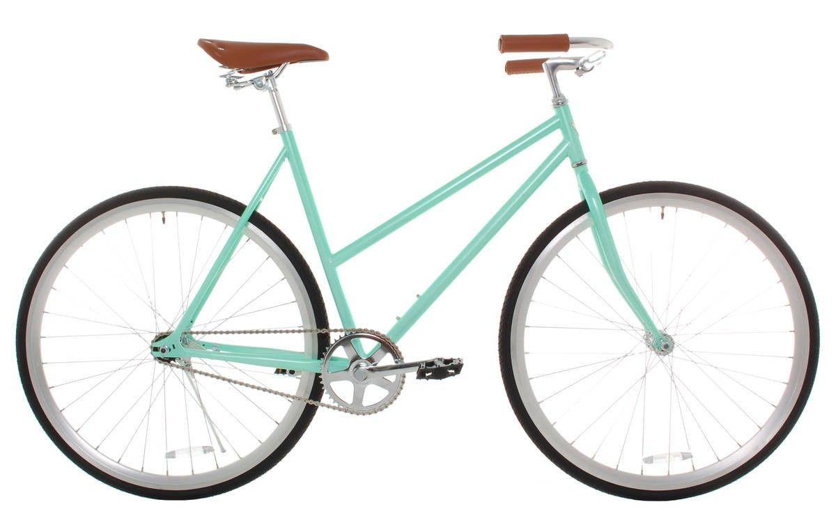 Women S Classic Urban Commuter Single Speed Bike Fixie Style City Road Bicycle Single Speed Bike Fixie Urban Bike Style Urban Commuter