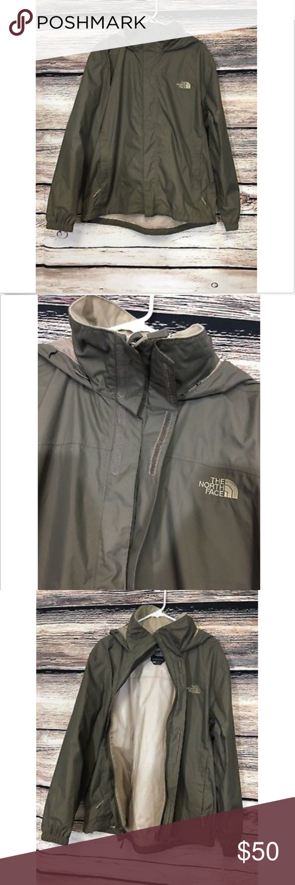 The North Face Large Mens Resolve 2 Jacket The North Face