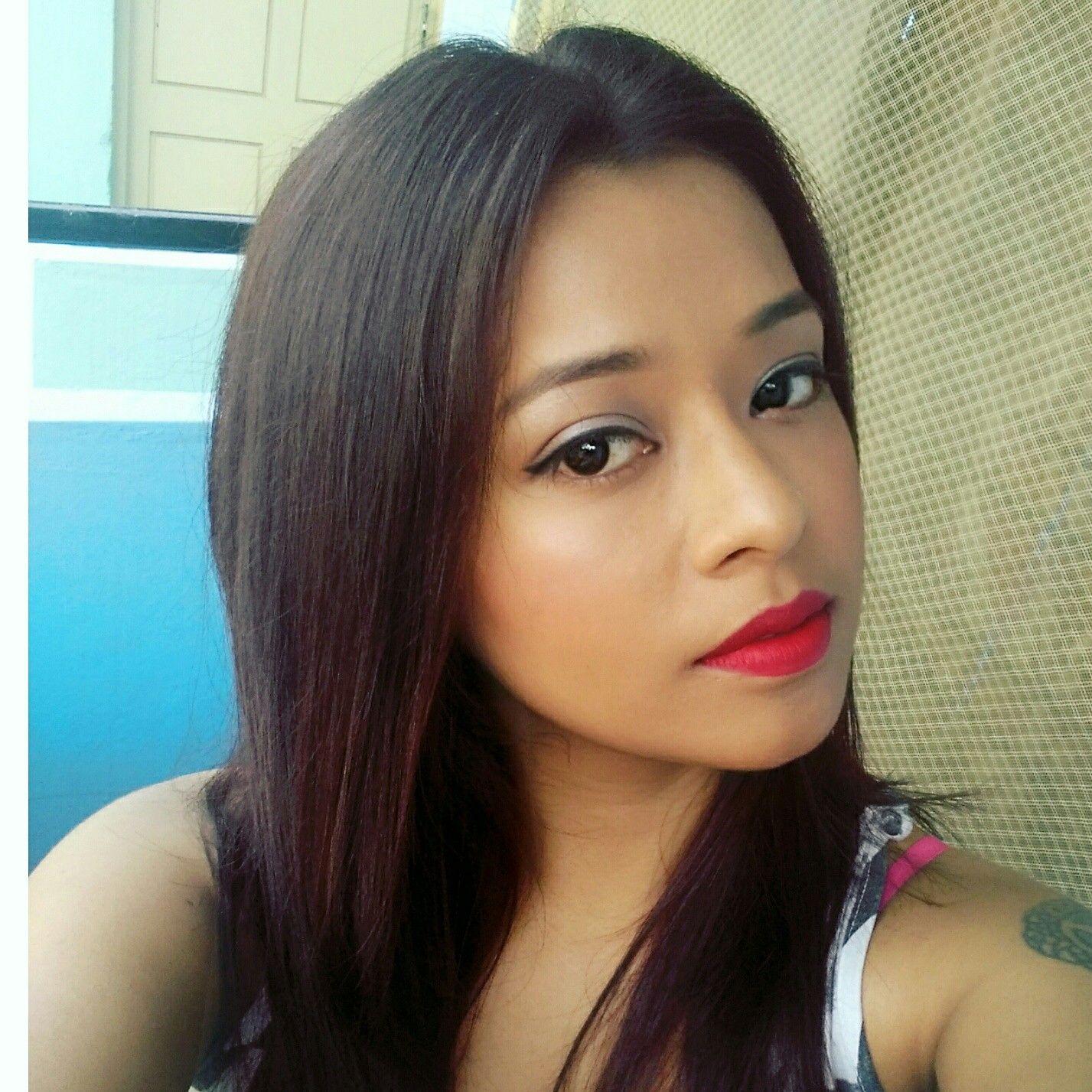 #wingtip #makeuplove #fashionblogger #bangalorefashionblogger #indianfashionblogger #skullsandtulles #redlips #maccosmetics #macrubywoo #maclipstick