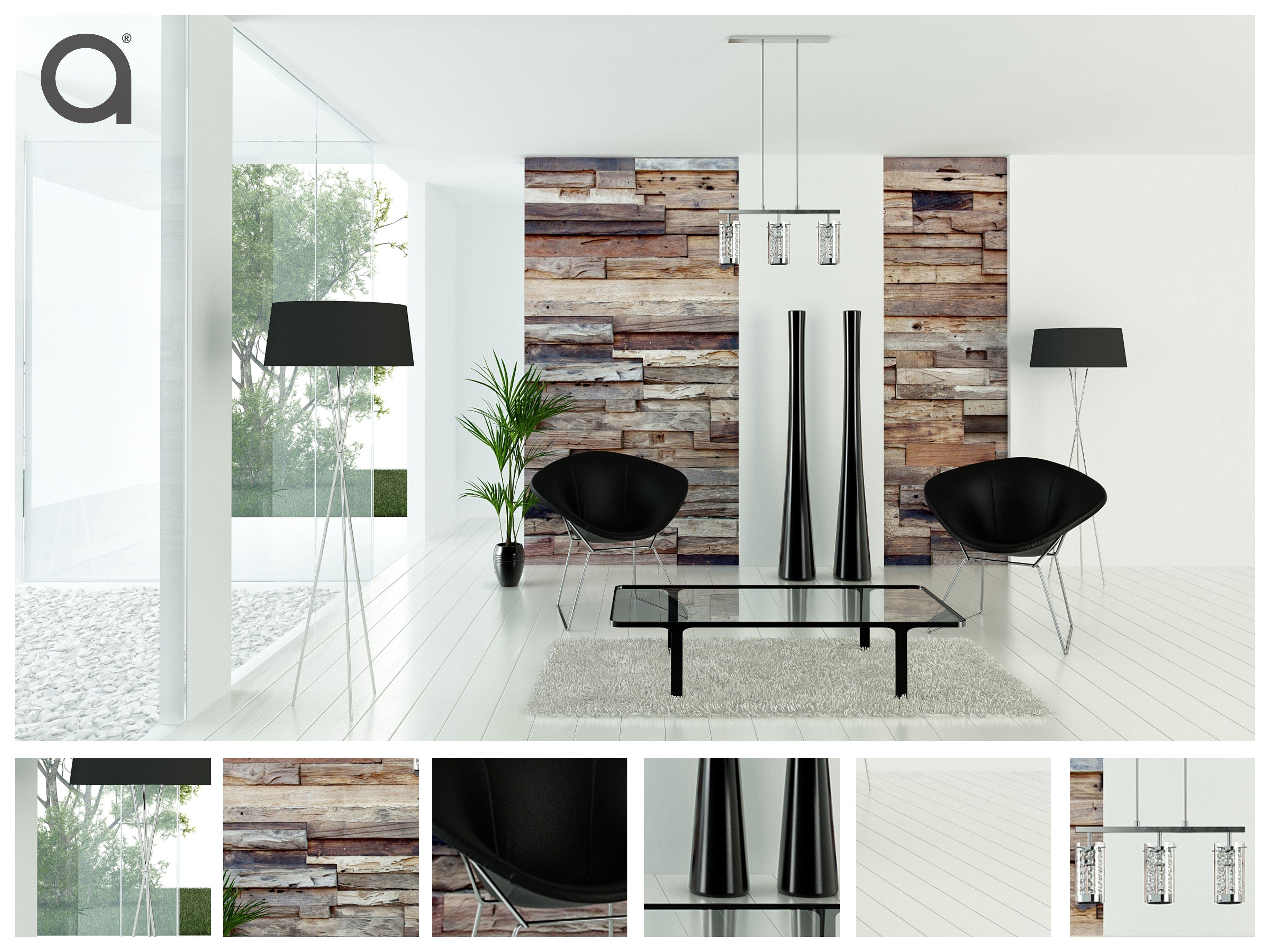 Blanco Y Negro Un Binomio Perfecto Texturas Para Decorar  # Muebles Nikea Campello
