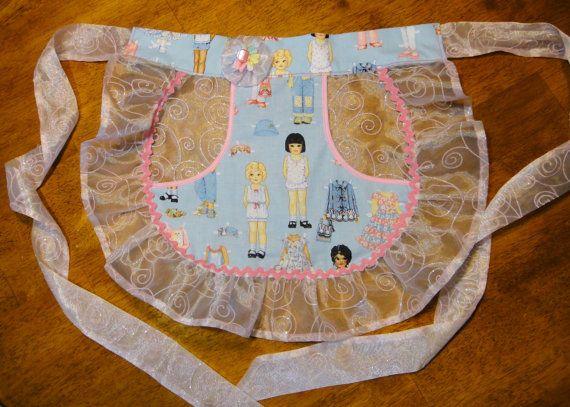 Unique Rare Boutique Vintage Inspired Child's by SewTerriVintage, $25.00