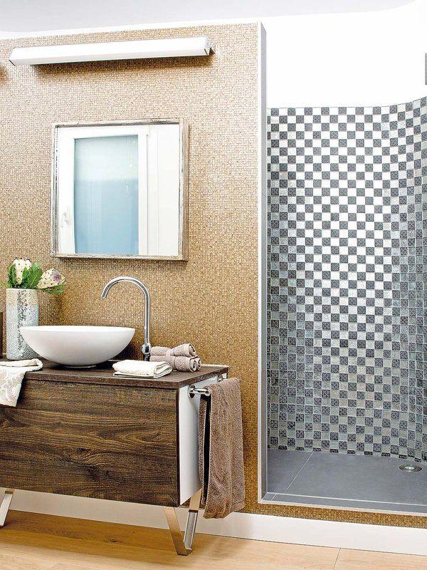 Una casa con nueva imagen | Decoracion baños, Decoracion ...