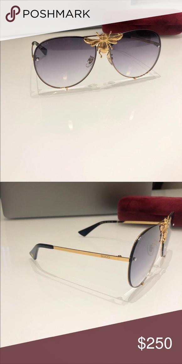 2f8ac10f1b GUCCI SUNGLASSES Brand new Gucci sunglasses in the box Gucci Accessories  Glasses
