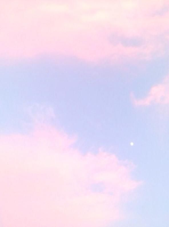 Look At That Trendy Pastel Sky Pastel Sky Pastel Color Wallpaper Pastel Clouds