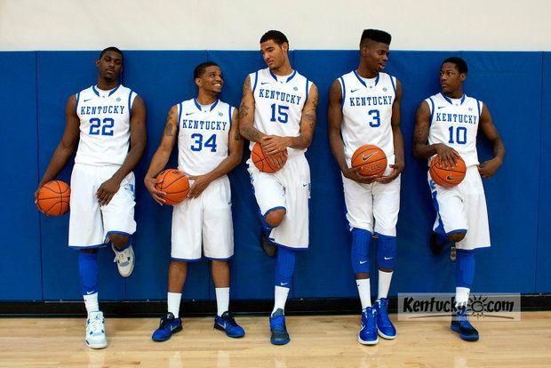 Kentucky Basketball Wildcats Have Found Their Groove: Alex Poythress, Left, Julius Mays, Willie Cauley-Stein