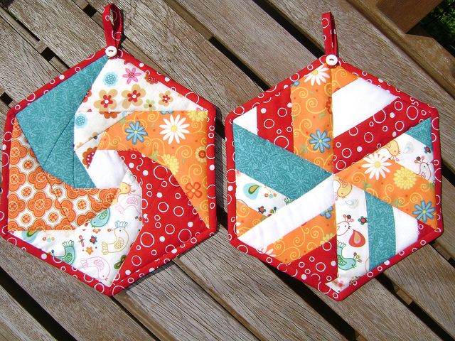 31+ Quilted pot holder ideas inspirations