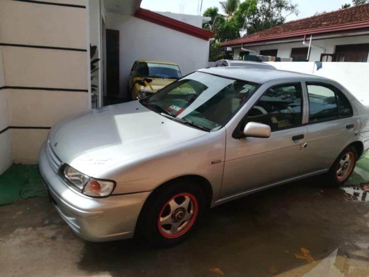 Nissan Pulsar Cj Cars for Sale in Sri Lanka Nissan