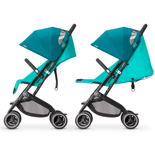GoodBaby Unveils Qbit 2016 and Qbit Travel Strollers  sc 1 st  Pinterest : best reclining stroller for travel - islam-shia.org