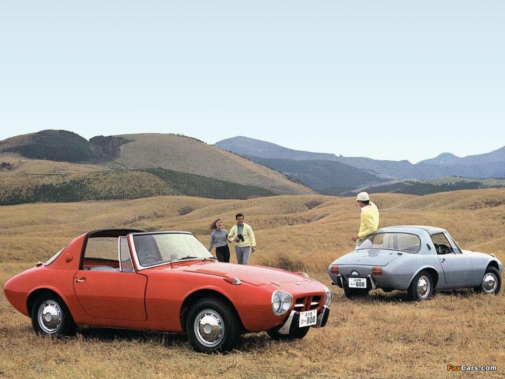 Toyota Sports 800 | Japanese 4 Wheels | Pinterest | Toyota, Cars ...