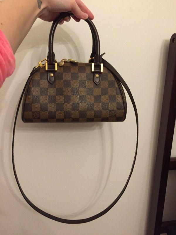 Louis Vuitton Ribera Mini Damier Ebene - Huuto.net 570€ !  3ec46631fa