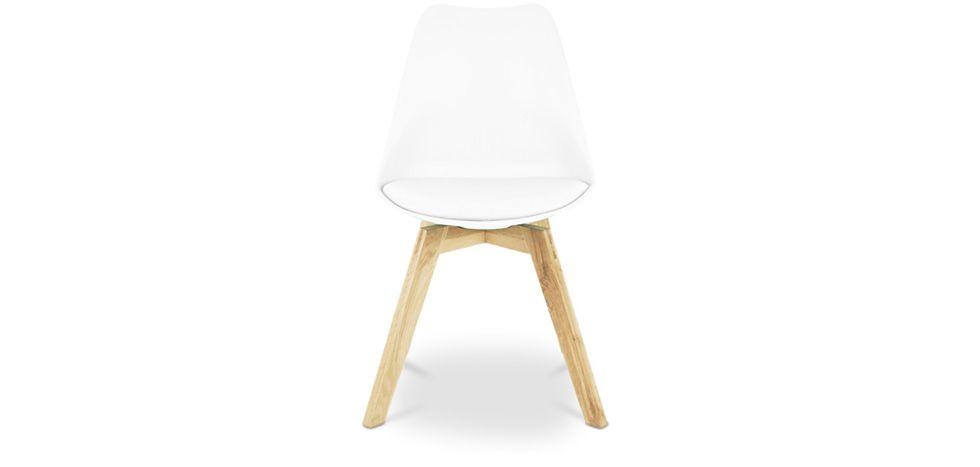 Chaise Dsw Avec Coussin Design Scandinave Inspiration Eames